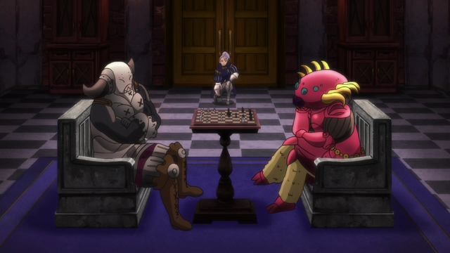 File:Friesia and Golgius playing chess.png