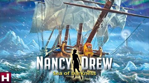 Nancy Drew Sea of Darkness Official Trailer
