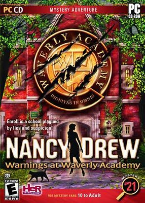 Nancy Drew Warnings at Waverly Academy