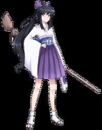 Miko Kokunai (TDT)
