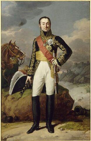 File:Oudinot, Nicholas Charles, Duke of Reggio (1767 - 1847).jpg