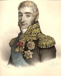Augereau, Pierre Francois Charles, Duke of Castigione (1757-1816)