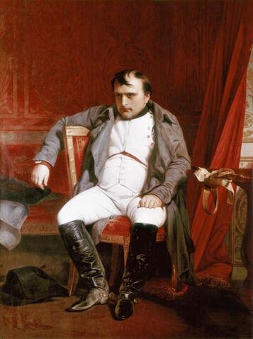 File:Napoleon at Fontainbleau.jpg