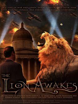 TheLionAwaks teaser poster