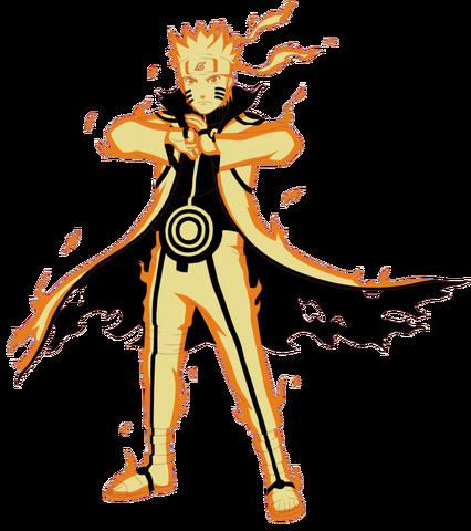 File:Naruto Uzumaki - Kurama Link Mode.png