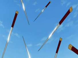 Super Vibrating Lightning Release Swords