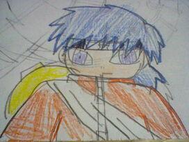 Yuraiku as a Suna Shinobi