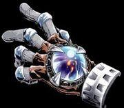 Shien's Chakra Manipulation gloves