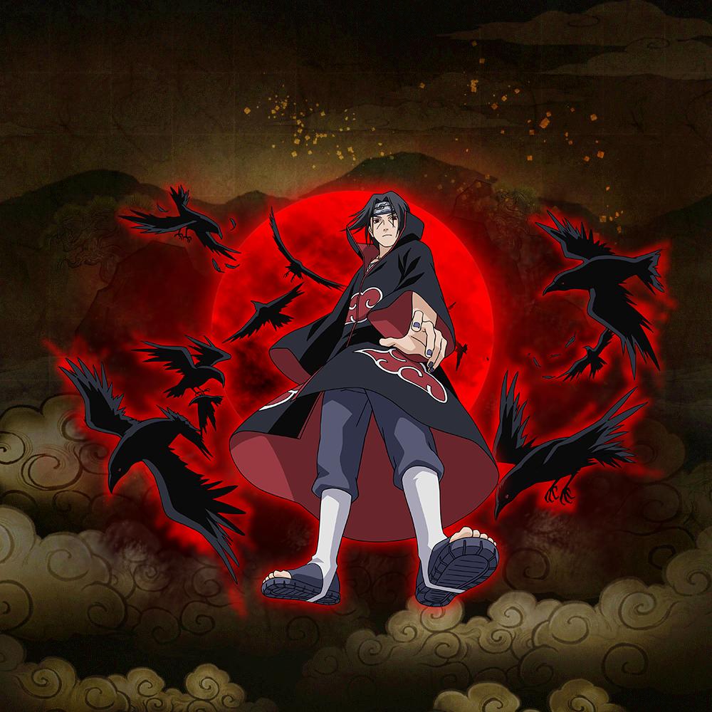Itachi Uchiha Quot Beyond The Sharingan Quot ★6 Naruto