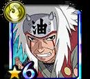 """Jiraiya """"The Toad Ninja"""" (★6)"""