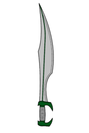 Rai's sword