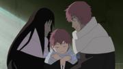 Sasori Family Hug