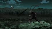 Hiruzen vs Obito