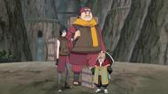 Tsuchikage & guards