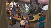 Zetsu interrupts summit