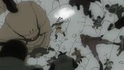 Shinobi Alliance attacks