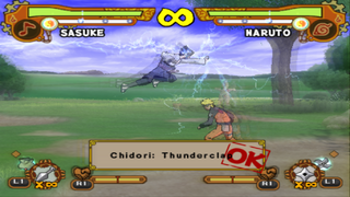 Chidori thunderclap