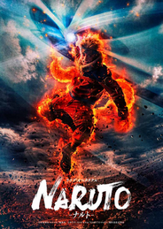 Live Spectacle Naruto Poster 2016