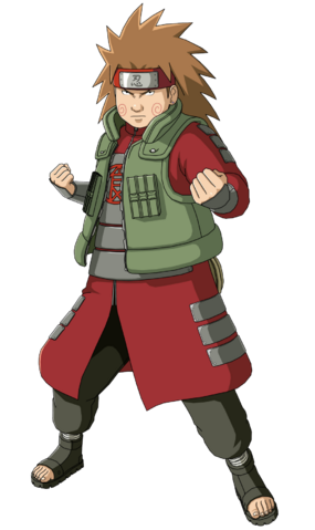 File:Chōji Akimichi - Allied Shinobi Forces.png