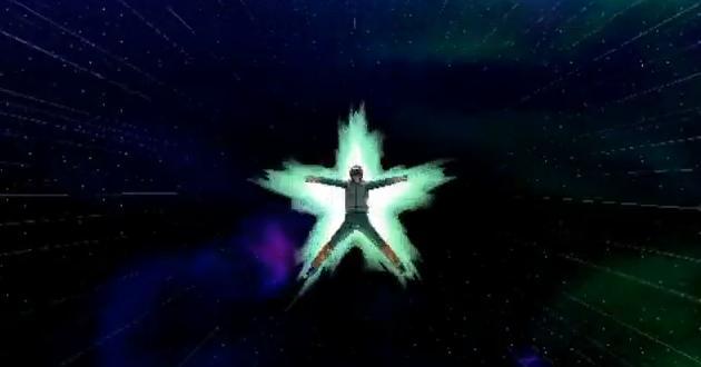 File:Green Shooting Star 1.jpg