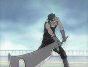 Zabuza's sword