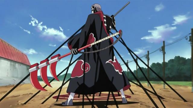 File:Hidan restrained by Shikamaru.png