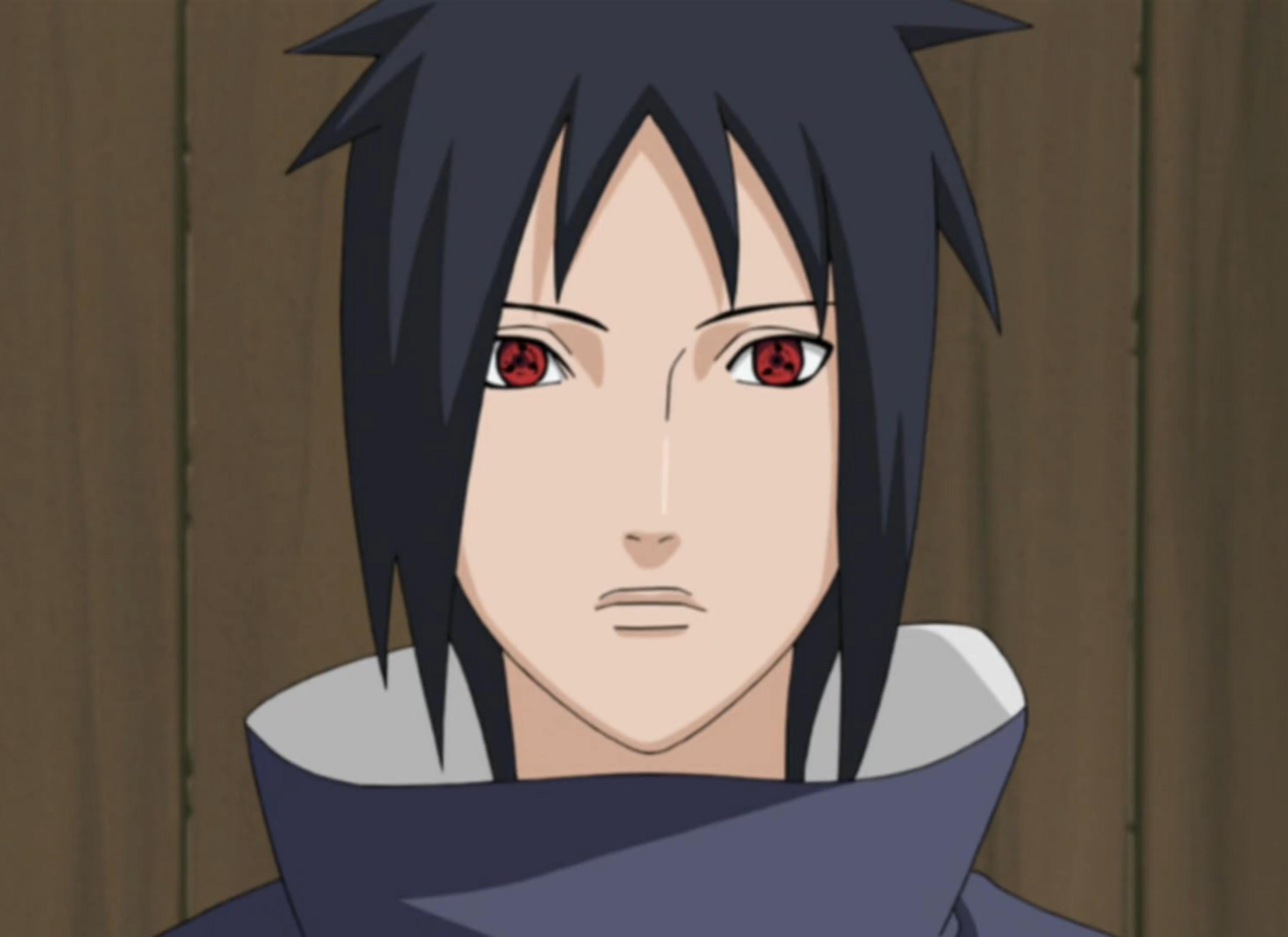 Izuna Uchiha | Narutopedia | Fandom powered by WikiaIzuna Mangekyou Sharingan