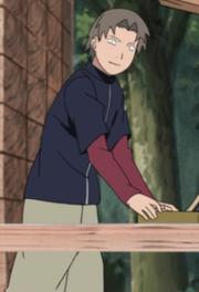 Akane as a teenager