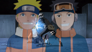 Naruto and Obito