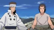 Taizo learns to use Ninshu