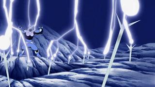 Sand Lightning Needles