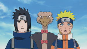 Naruto's School of Revenge