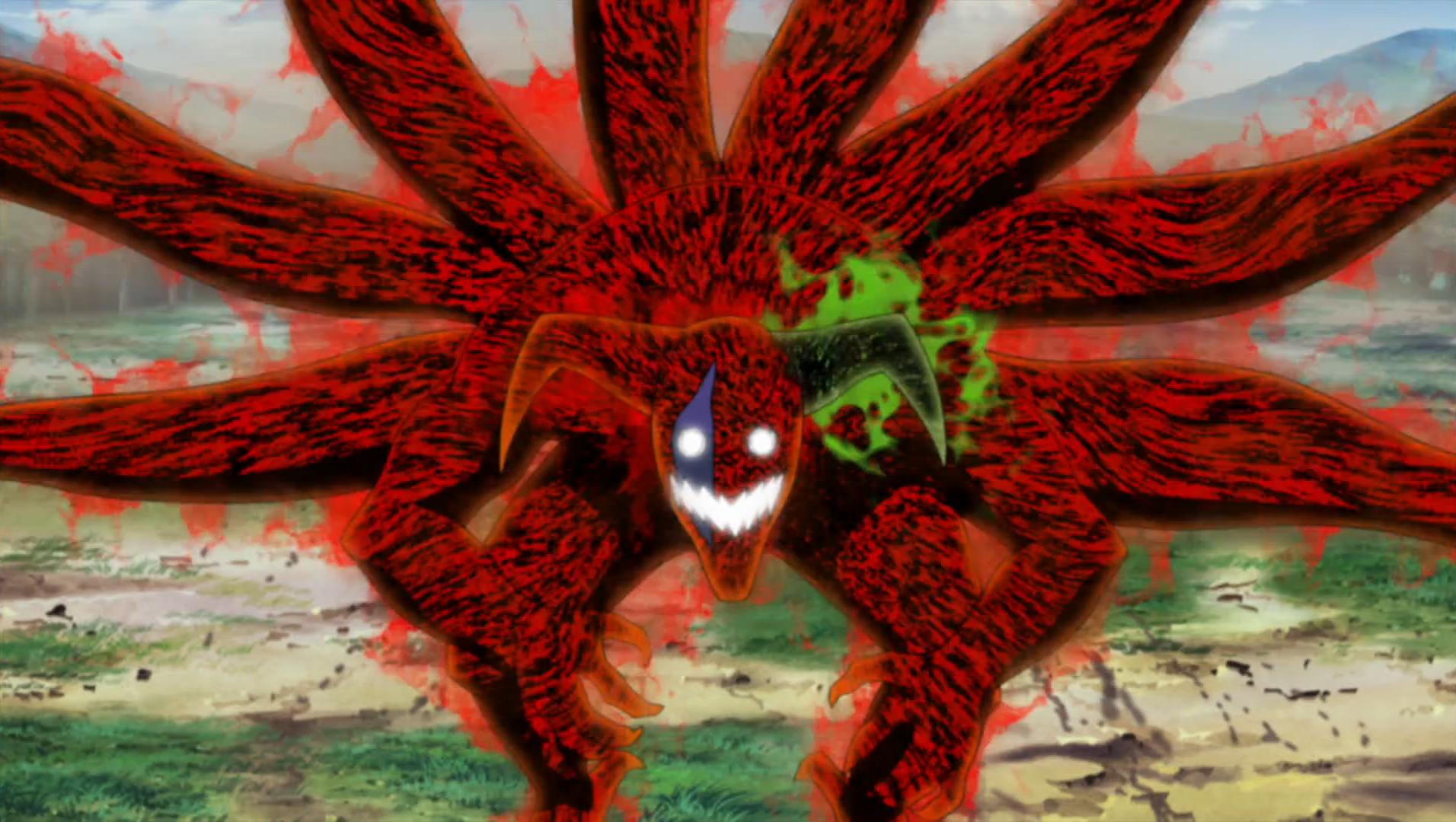 Jinchūriki Forms | Narutopedia | FANDOM powered by Wikia