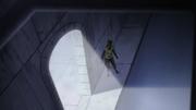 Shinobu scouting underground