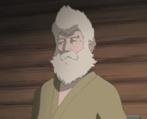 Mina and Leo's grandfather