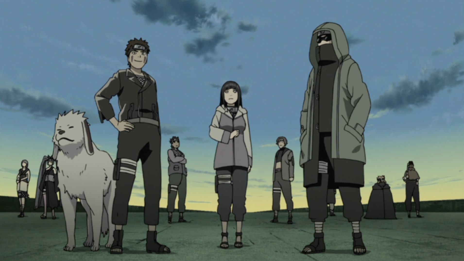 shino aburame narutopedia fandom powered by wikia in naruto s footsteps the friends paths