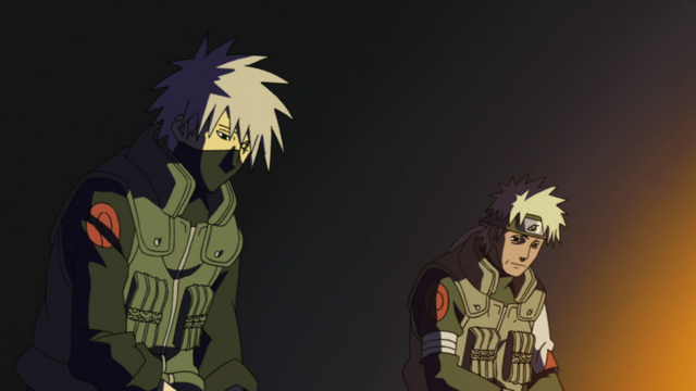 File:Sakumo and Kakashi speak.png