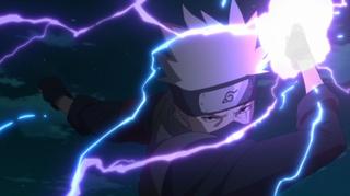 Lightning Release Purple Electricity