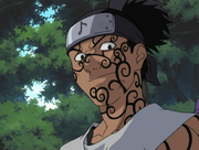 Kidomaru Curse Mark