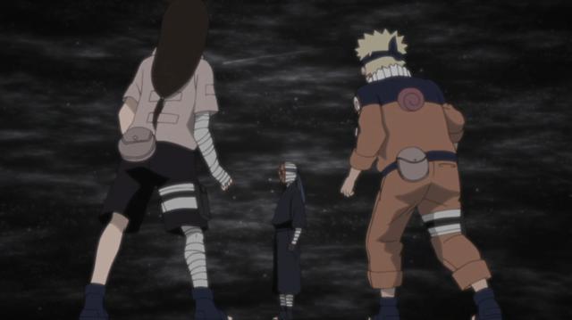 File:Neji and Naruto vs Hyūga.png