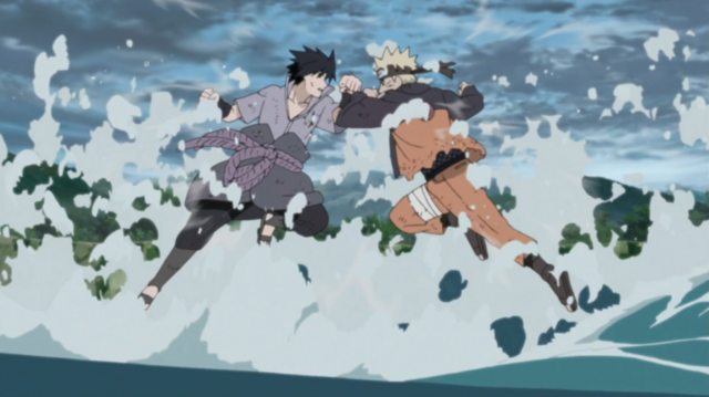 File:Naruto vs. Sasuke begins.png