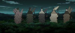 Quintuple Rashōmon