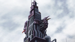 Pain's Tower