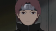 Sasori Before Transformation
