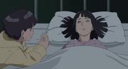 Himawari with Hinata