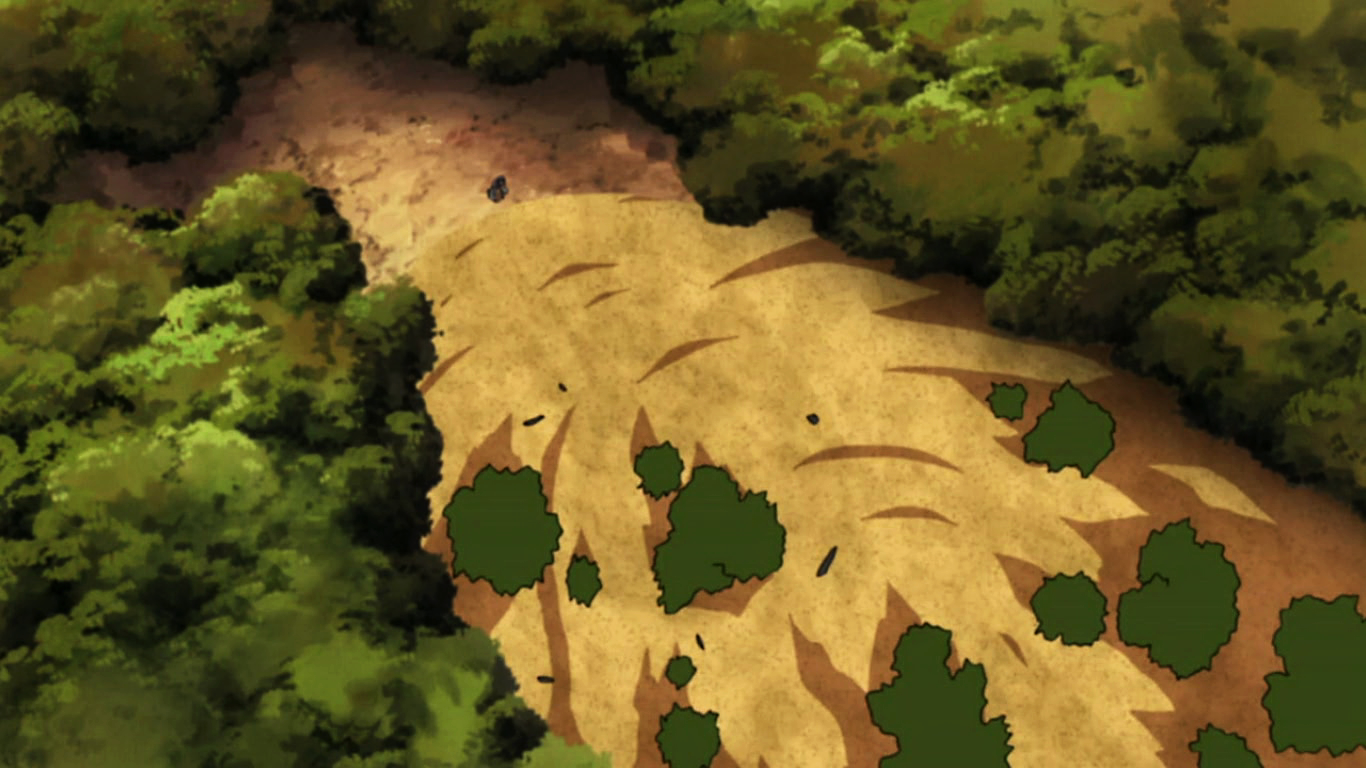 Earth Release: Mudslide | Narutopedia | FANDOM powered by