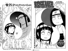 The Hyuuga Clan-yin & yang