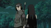 Hayate and Yugao Shippuden episode 308
