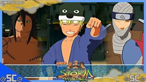 ●Hidden Secret Costumes 2 DLC Showcase PV NARUTO REVOLUTION【2160p 4K UHD】●