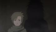 Yagura & shadow